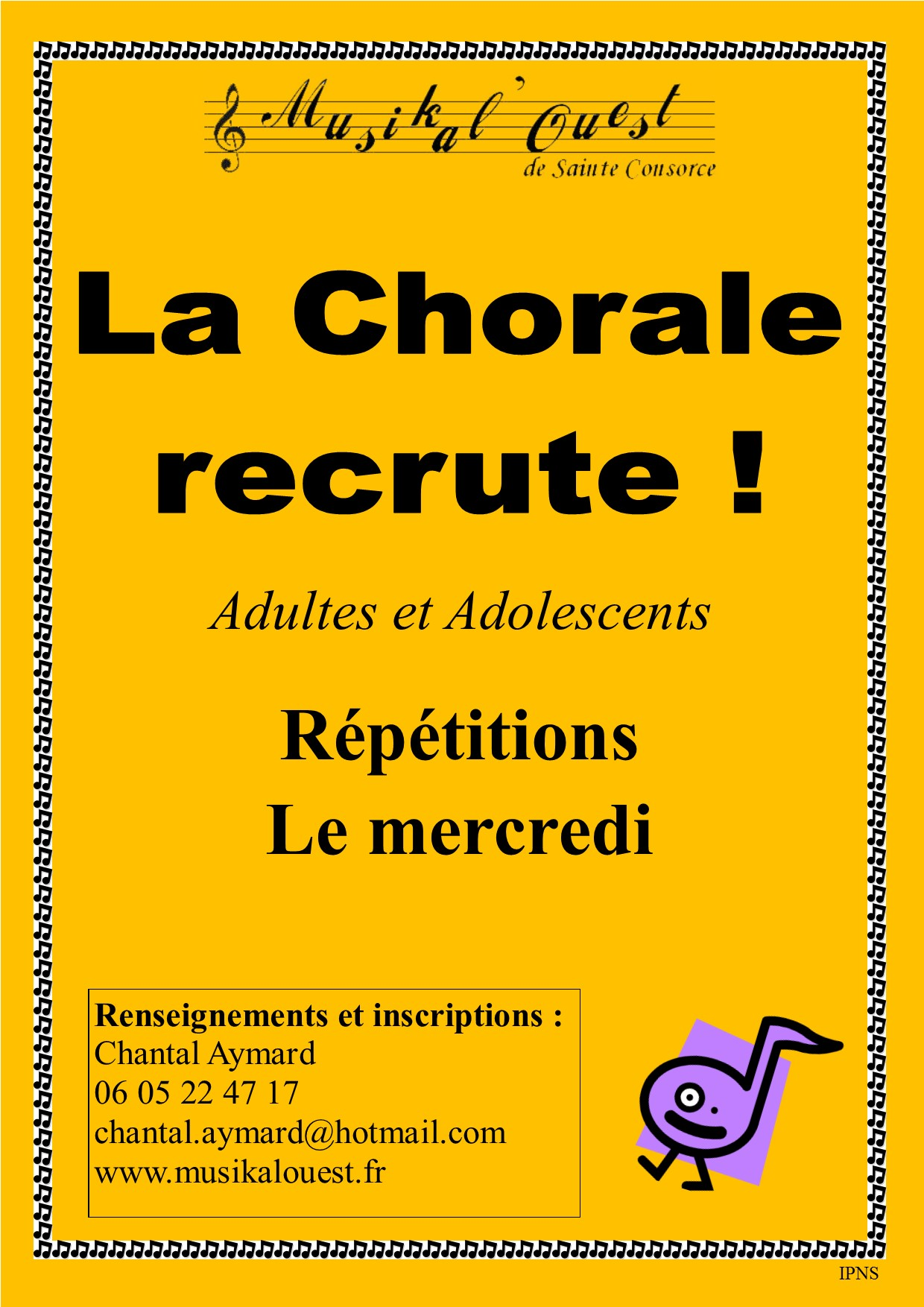 affiche-chorale