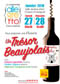 affiche tresor beaujolais allegretto p
